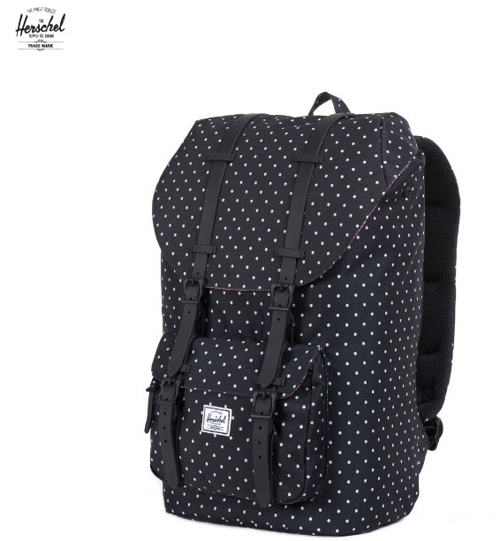 *US限定*Little America Backpack ドット