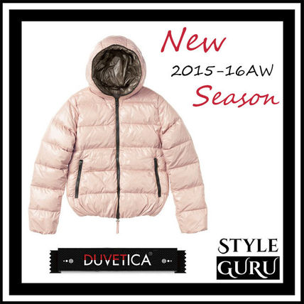 2015-16 AW DUVETICA THIA down jacket pink