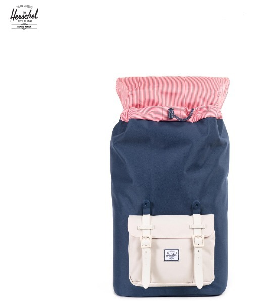 *US限定*Little America Backpack ネイビーW