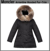 2015AW大人も着れます【MONCLER】ファー付きアウターArrientine