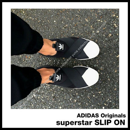 Quantities limited edition ADIDAS Originals Superstar slip