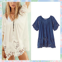 ★Victoria's secret★セール!Flouncy Embroidered Tunic♪
