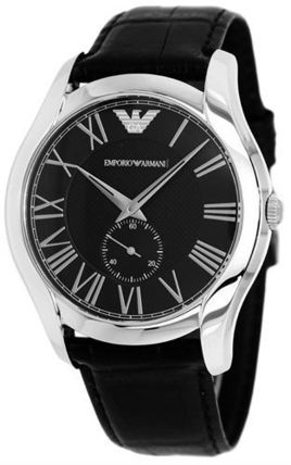 the most reasonable Emporio Armani AR1703 black watches