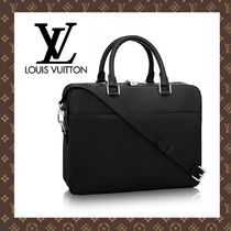 LOUIS VUITTON☆ヴィトン PORTE-DOCUMENTS BUSINESS 2WAYバッグ