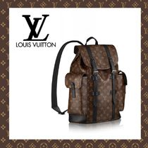 LOUIS VUITTON☆ヴィトン CHRISTOPHER PM バックパック