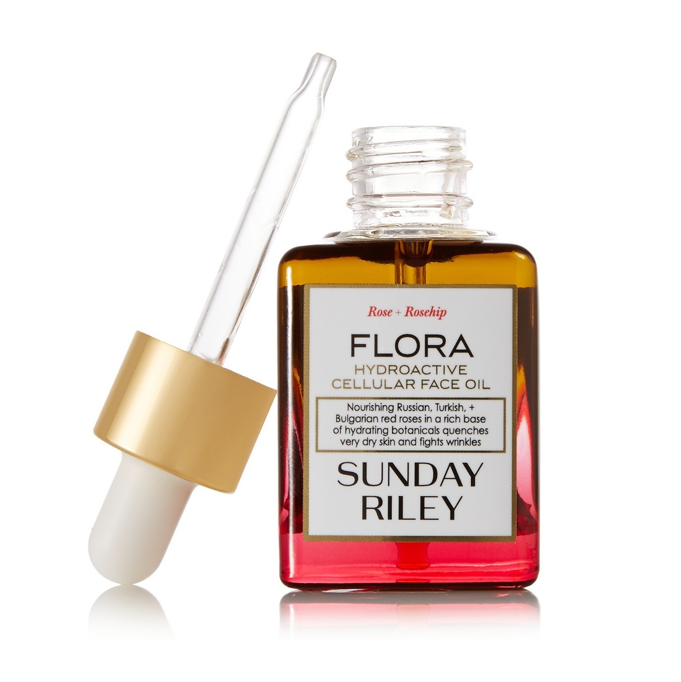【SUNDAY RILEY】Flora Hydroactive Cellular Face Oil