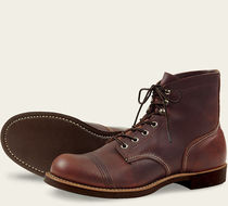 RED WING(レッドウィング) ブーツ RED WING 6-INCH IRON RANGER STYLE NO. 8111