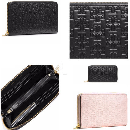 Tory Burch(トリーバーチ)embossed-t CONTINENTAL WALLET 財布