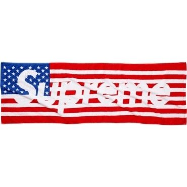12S/S Supreme Flag Towel