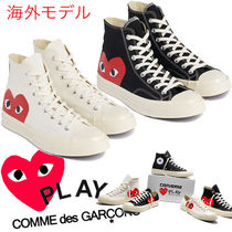 新●Play Converse● Chuck Taylor '70 High White ユニセックス