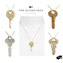 """THE GIVING KEYS(ザ・ギビングキーズ) ネックレス・ペンダント """"BE MINE""""HOPE""""FOREVER""""INSPIRE""""ネックレス*The Giving Keys*"""