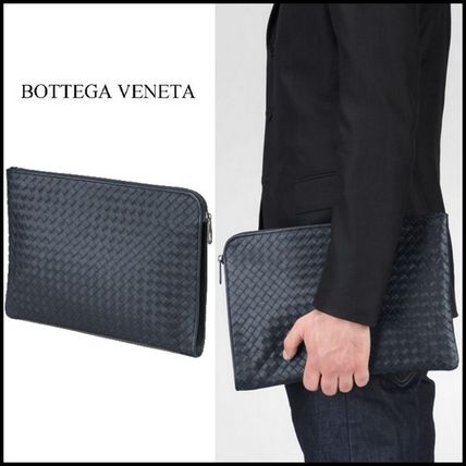 BOTTEGA VENETA クラッチバッグ 2015秋冬☆Bottega Veneta☆PORTE-DOCUMENTS INTRECCIATO VN