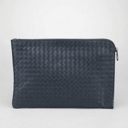 BOTTEGA VENETA クラッチバッグ 2015秋冬☆Bottega Veneta☆PORTE-DOCUMENTS INTRECCIATO VN(2)