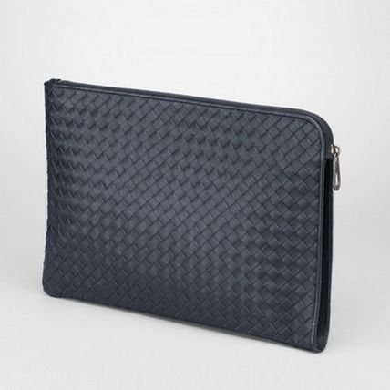 BOTTEGA VENETA クラッチバッグ 2015秋冬☆Bottega Veneta☆PORTE-DOCUMENTS INTRECCIATO VN(3)