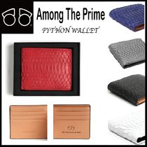AMONG THE PRIME(アマングザプライム) 折りたたみ財布 数量限定発売!! AMONG THE PRIME - Python Wallet (5colors)