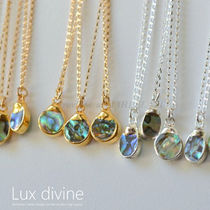 Dainty Shell Necklace アバロン シェル ネックレス★Luxdivine