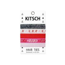 ☆KITSCH メール便送料無料!!国内即納!!ヘアゴム CRAZY IN LOVE