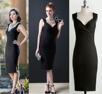 日本未入荷*Modcloth*Lady Love Song Dress in Black【大人気】