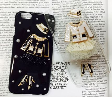 Ganzilover iPhone 5 / 5 + / 6/6 + / 6-s / hard case-/Helen