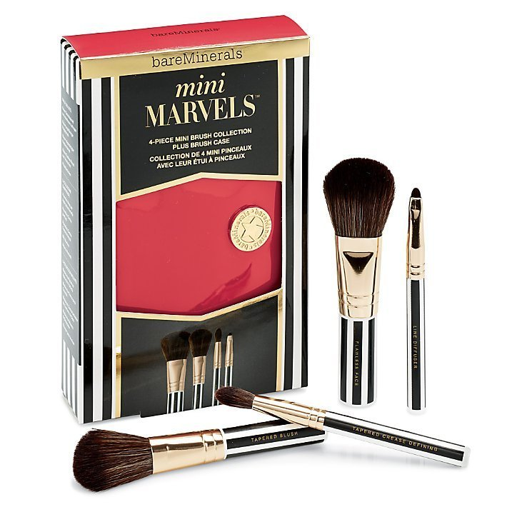 (送料込)mini MARVELS 4-PIECE MINI BRUSH COLLECTION