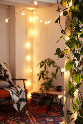 Urban Outfitters String Lights