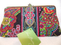Clutch Wallet in Symphony in Hue  / 入手困難!レア物!