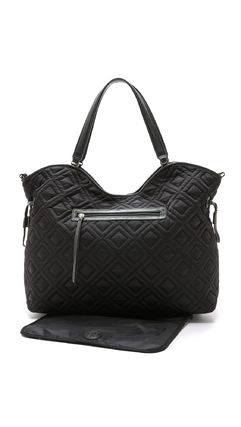 Tory Burch マザーズバッグ 最新作 限定セールトリーバーチ 2色 marion QUILTED  BABY BAG(4)