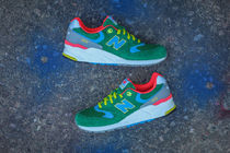 【送料無料】New Balance ML999PN (Green/Grey)