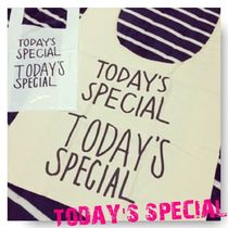 TODAY'S SPECIAL(トゥデイズスペシャル) エコバッグ 【送料込・即発送】TODAY'S SPECIAL マルシェバッグ(小)