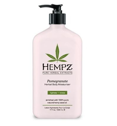 HEMPZ ボディケア 日本未入荷!☆Hempz Pomegranate Herbal Moisturizer 17oz.