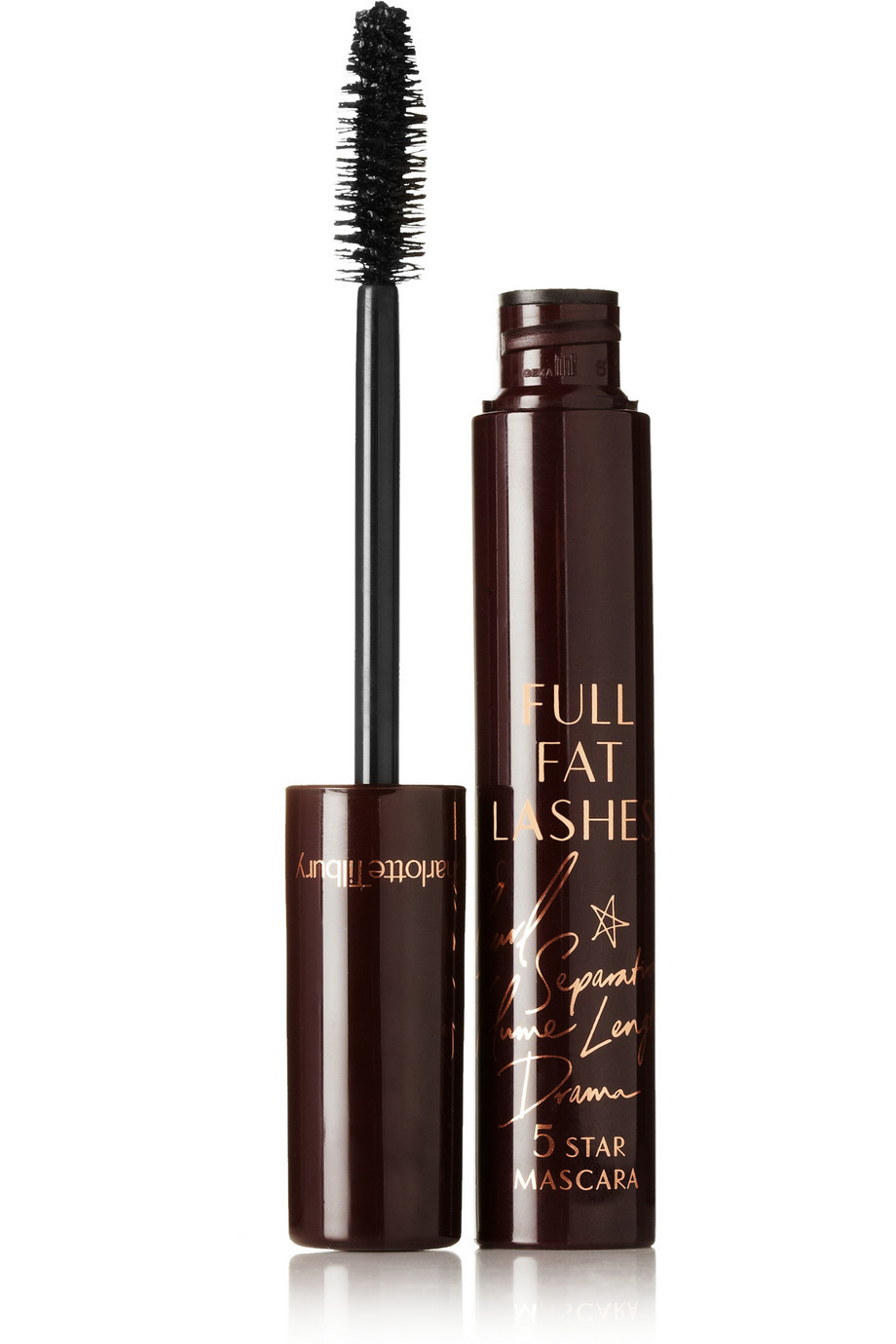 CHARLOTTE TILBURY Full Fat Lashes 5スターマスカラ ブラック