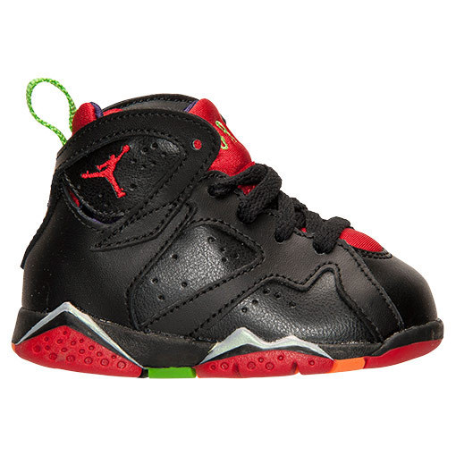 AIR JORDAN RETRO 7 TD MARVIN THE MARTIAN 10-16cm 送料無料