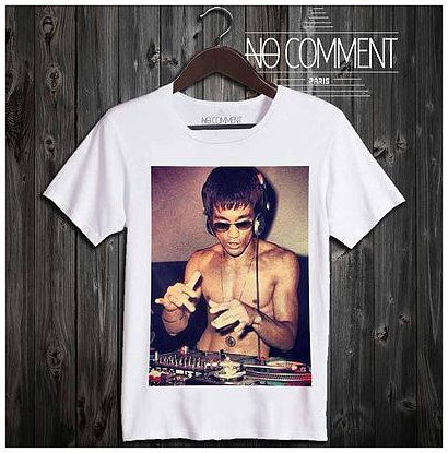 日本未入荷!★NO COMMENT PARIS★Bruce Lee【関・送込】