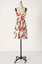 即発! サイズ4 Anthropologie Salty Seas Dress