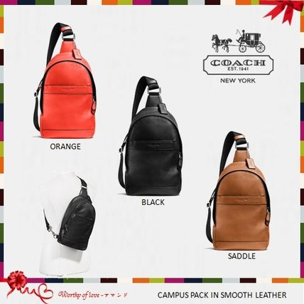 COACH 71751 CAMPUS PACK IN SMOOTH LEATHER