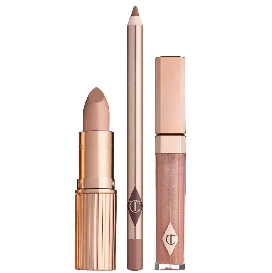 【Charlotte Tilbury】THE ROCK CHICK LIP KIT