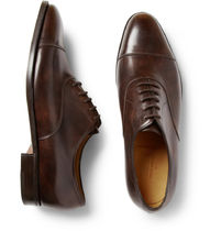 国内発 | JOHN LOBB ★ City II Oxford shoes ブラウン