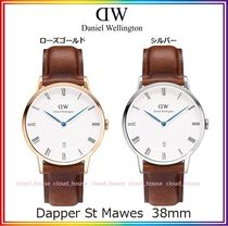 送料関税込☆Daniel Wellington 38mm Dapper St Mawes/国内発送