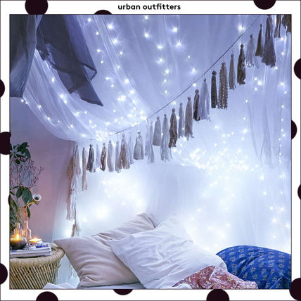 Anthropologie sister store Urban Outfitters room sparkling