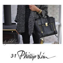 定番☆ 3.1 Phillip Lim☆Pashli Medium bag ハンドバッグ 黒
