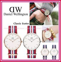 送料関税込☆Daniel Wellington 40mm Classic Exeter♪国内発送