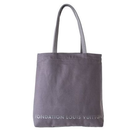 Louis Vuitton トートバッグ パリ限定♪ファンダシオンルイヴィトン美術館トートバッグ(10)