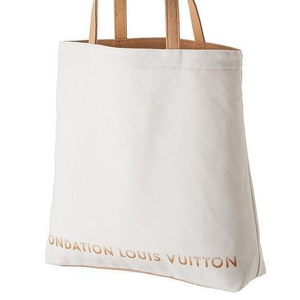 Louis Vuitton トートバッグ パリ限定♪ファンダシオンルイヴィトン美術館トートバッグ(5)