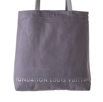 Louis Vuitton トートバッグ パリ限定♪ファンダシオンルイヴィトン美術館トートバッグ(6)