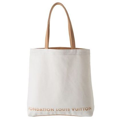 Louis Vuitton トートバッグ パリ限定♪ファンダシオンルイヴィトン美術館トートバッグ(9)