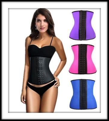 popular item corset viscera-TeX training /XS-3XL