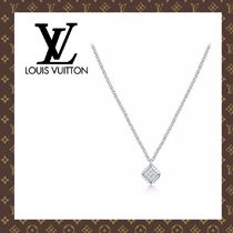 2015-16秋冬☆LOUIS VUITTON☆PENDENTIF EMPRISE OR BLANC