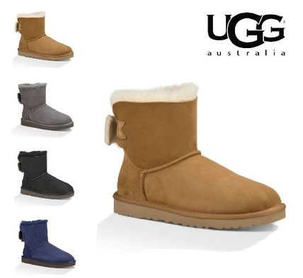 UGG <人気シリーズ☆> Mini Bailey Knit Bow【新作カラー】 ♪