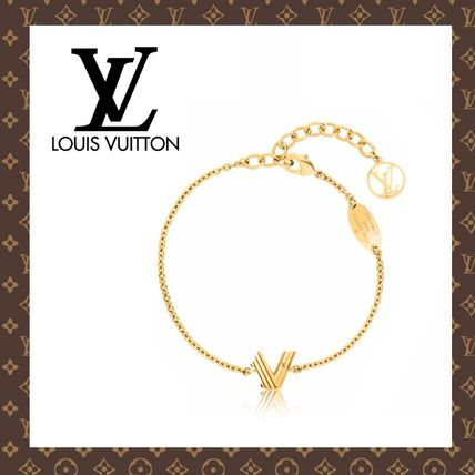 2015-16 fall/winter LOUIS VUITTON BRACELET ME & ME, LETTRE V