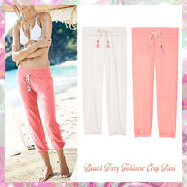 ★Victoria's secret★セール!Beach Terry Foldover Crop Pant